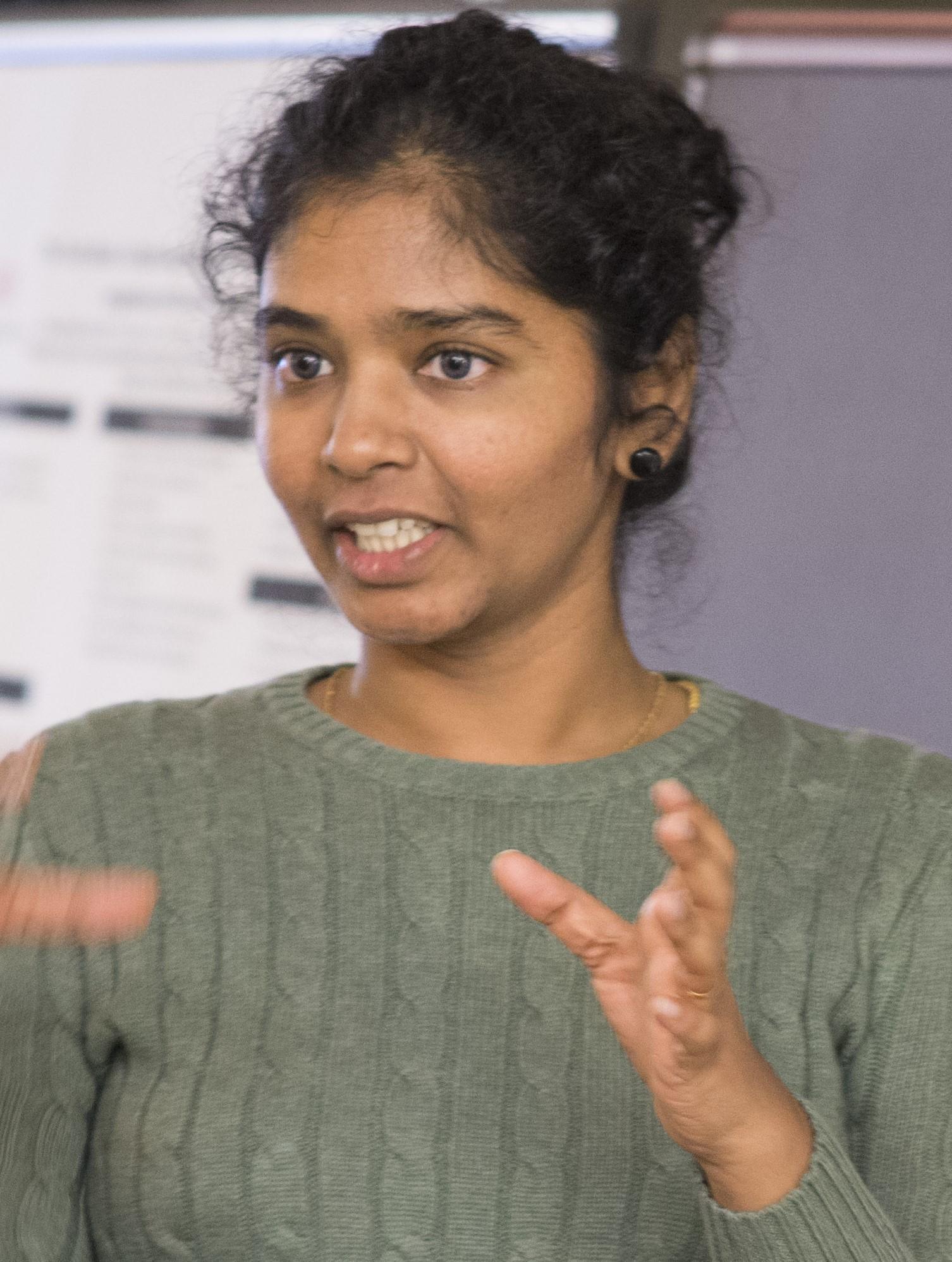 Dr Manju Natarajan
