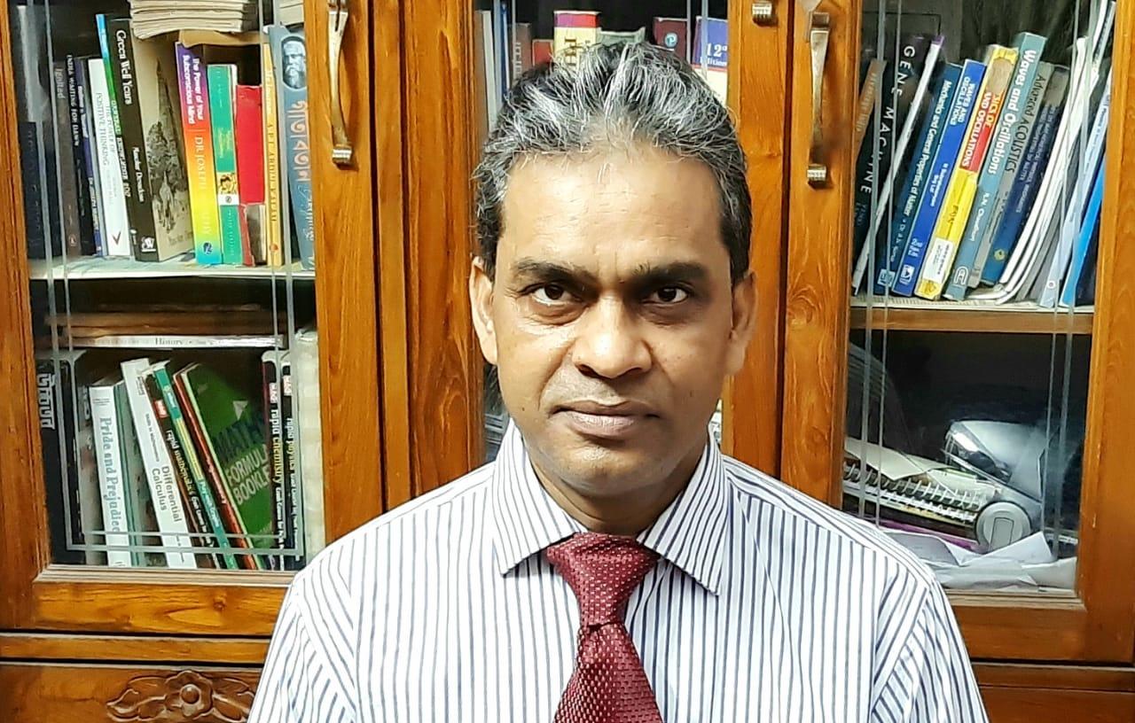 Dr. Mrinal Pal