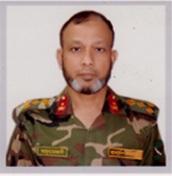 Brig Gen Mamun Mostafi