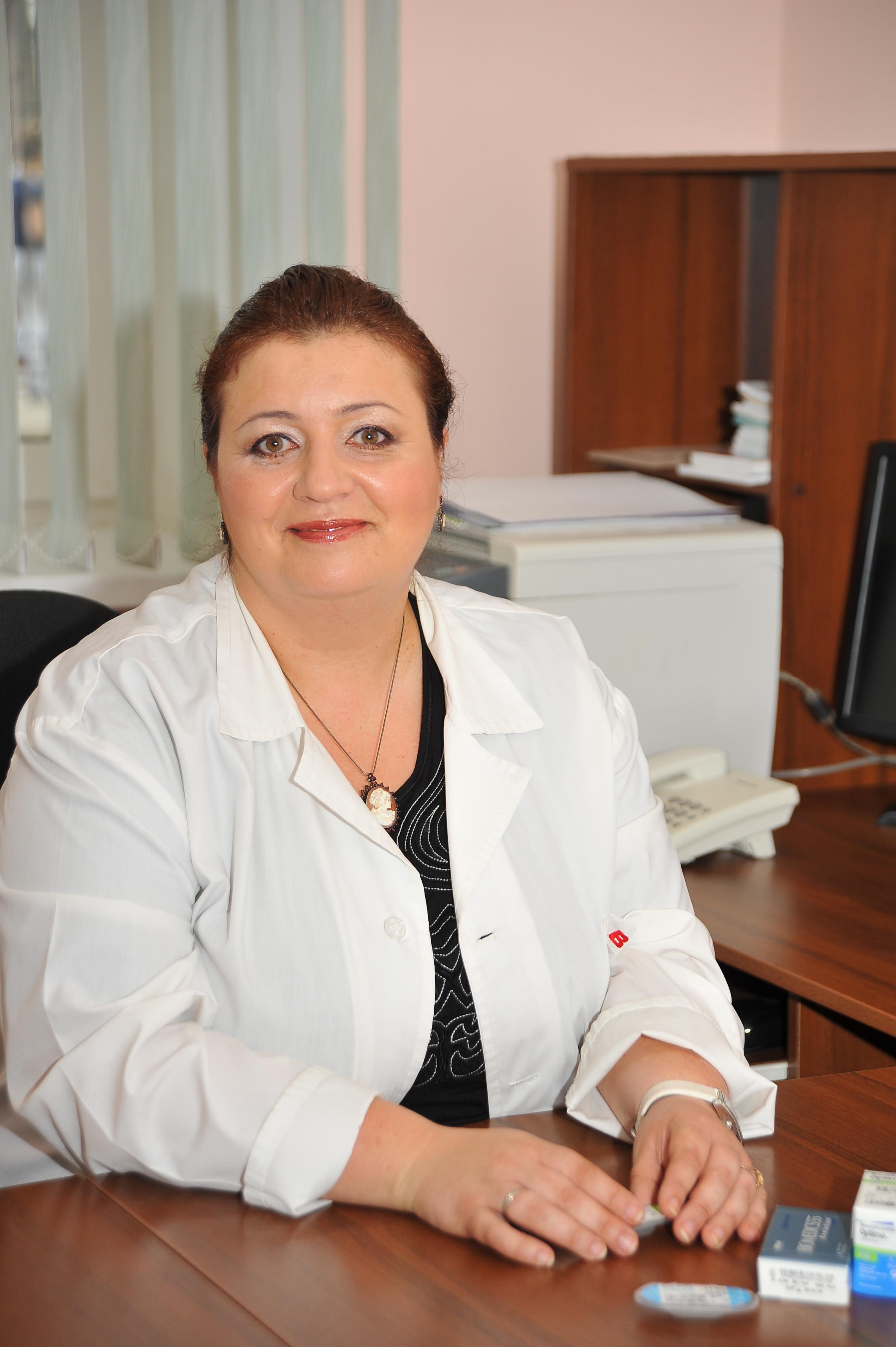 Maria A. Kovalevskaia