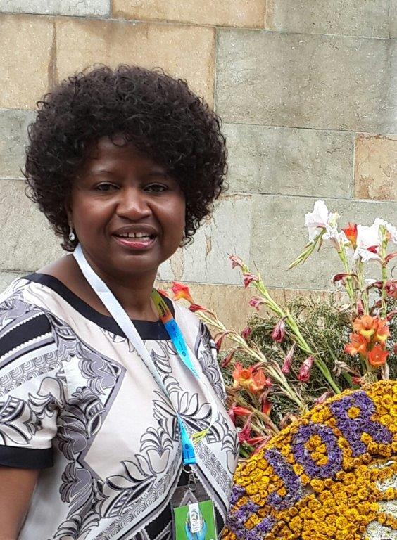 Thokozile Ingrid Metsing