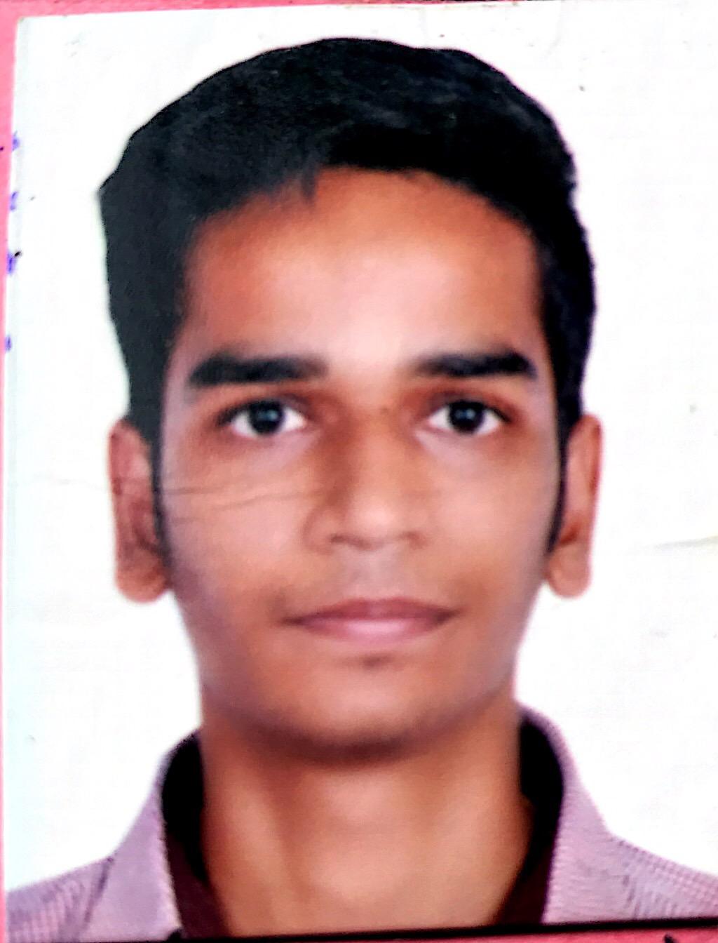 Mr. Jeet Mihirkumar Patel