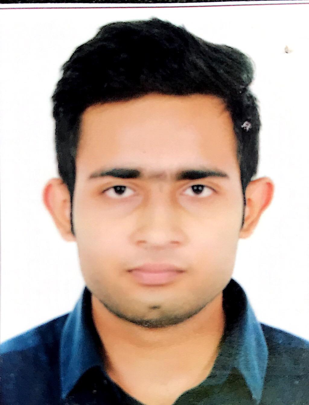 Mr. Perin Rajeshkumar Patel