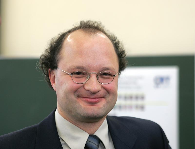 Peter Wasserscheid