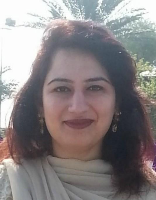 Farhat Kazmi
