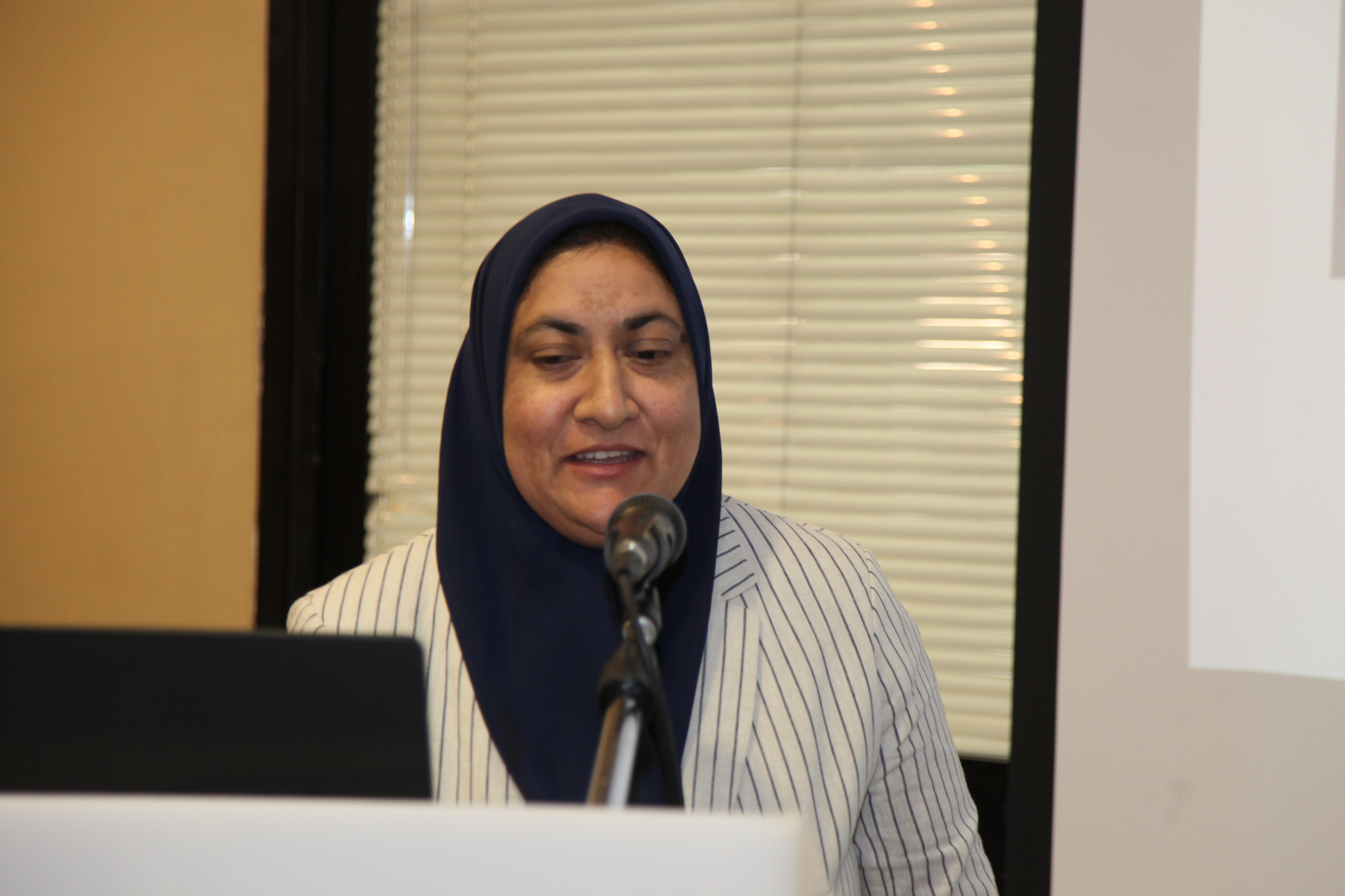 Nadira Khamker