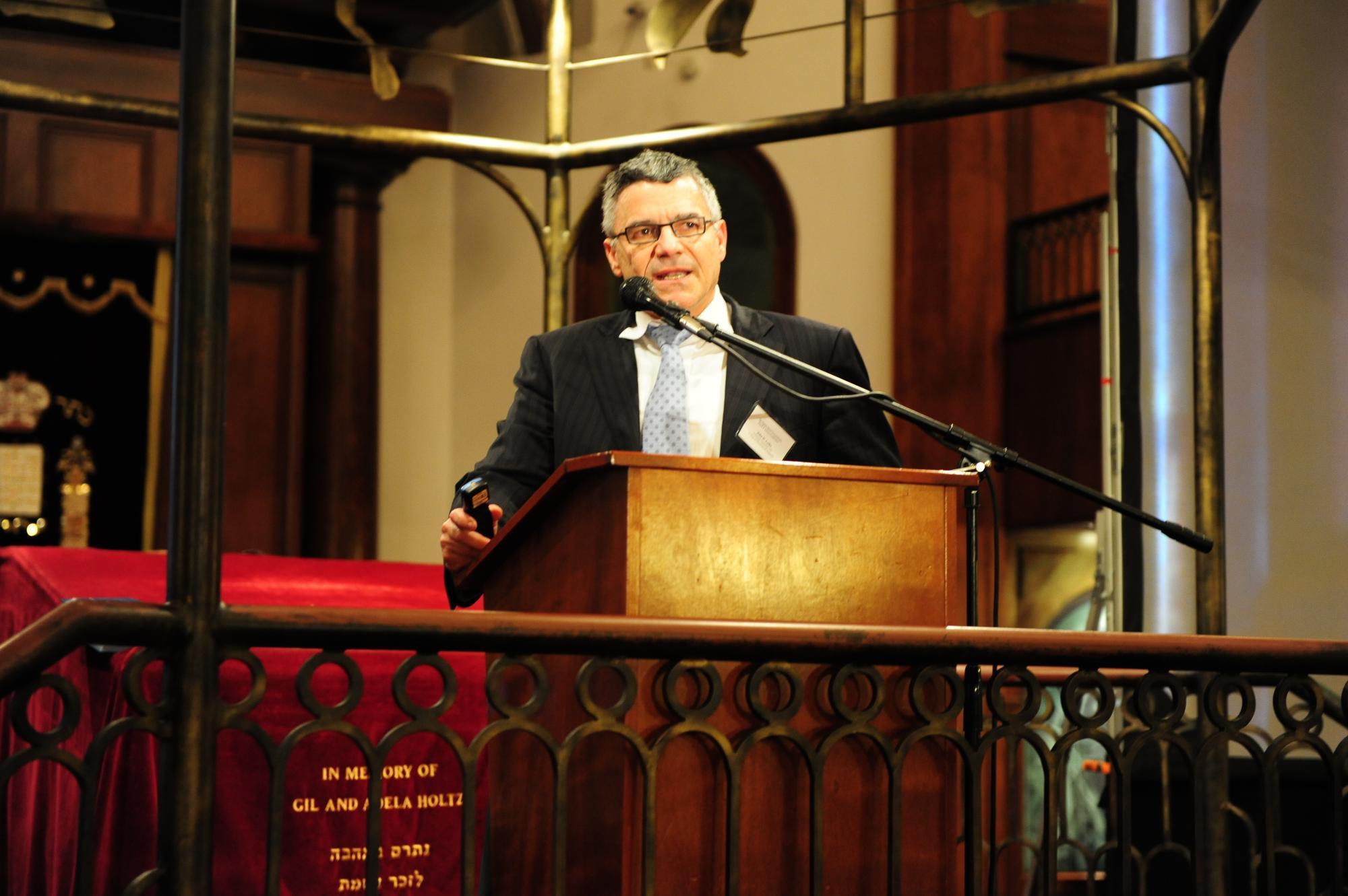 Dr. John D. Loike