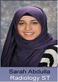 Sarah Abdulla