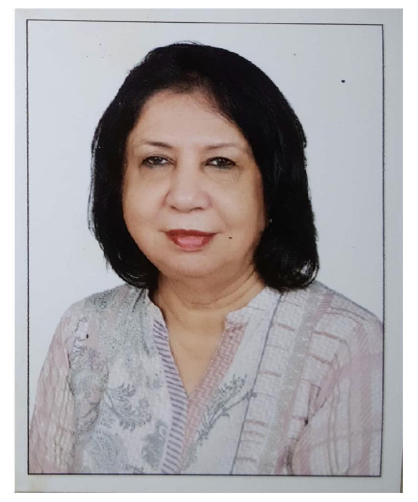 Dr. Khalida Soomro
