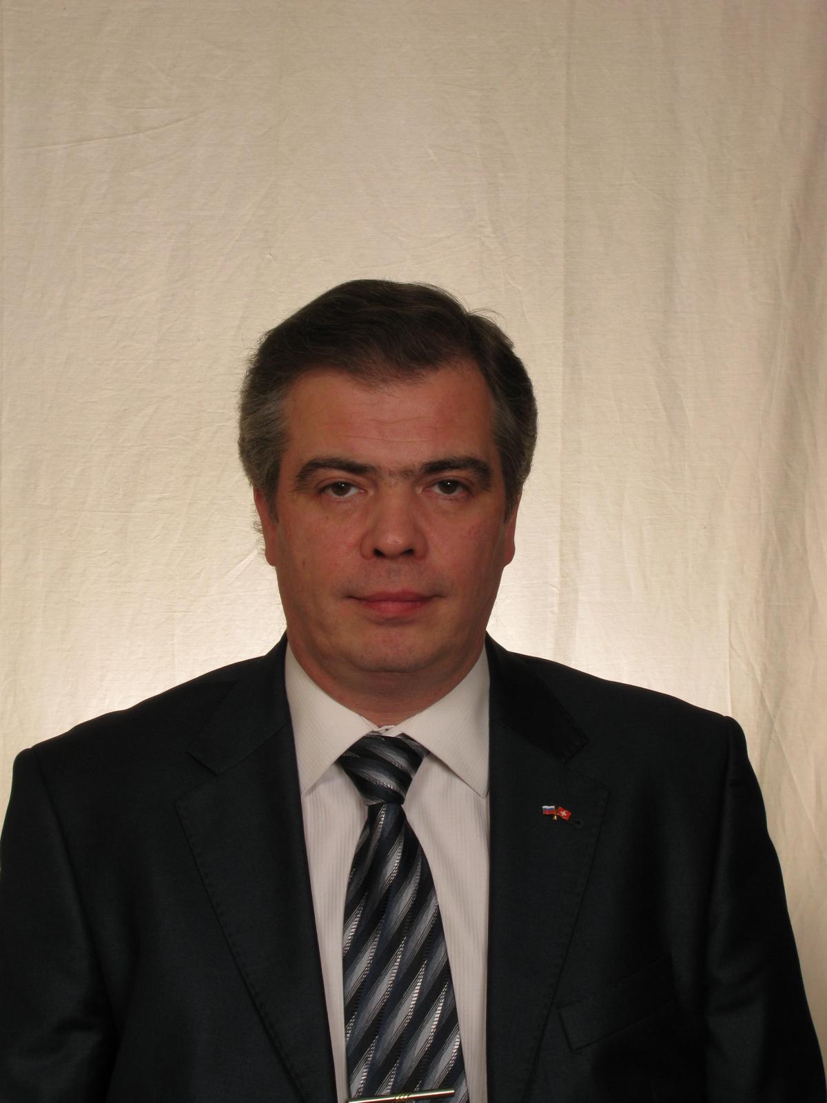 Vladimir Obolensky