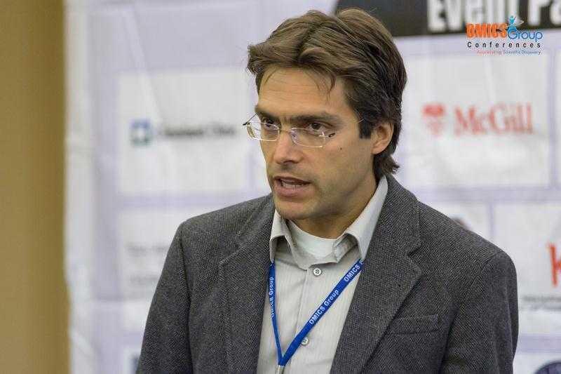 Damiano Pasini | OMICS International