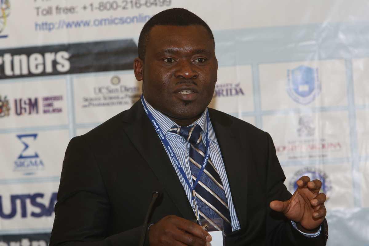 Kenneth A Chinkwo | OMICS International