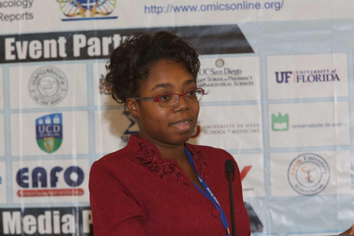 Esther Alabi   OMICS International