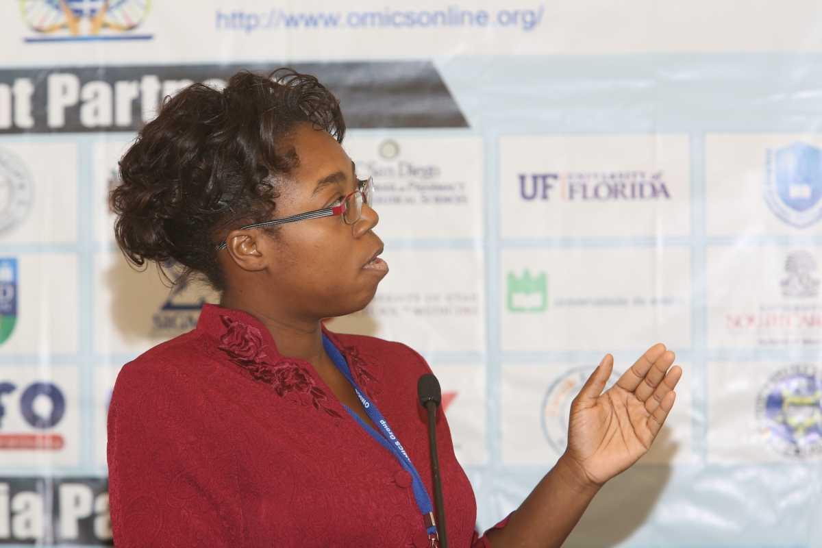 Esther Alabi | OMICS International