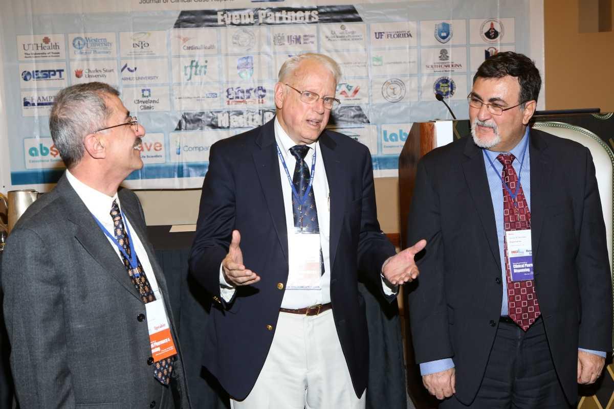 Roger W. Jelliffe | OMICS International