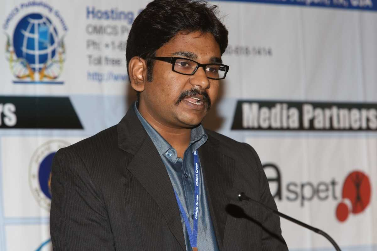 Abhishek Kumar Ramasamy | OMICS International