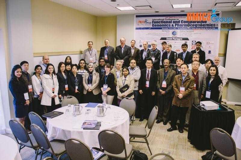 Alexei Fedorov | OMICS International