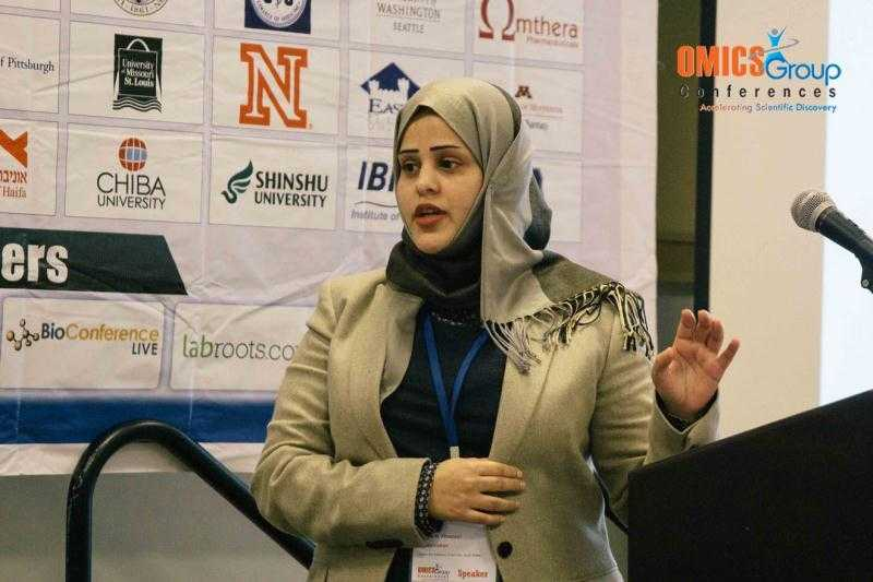 Zainab M. Almutairi | OMICS International
