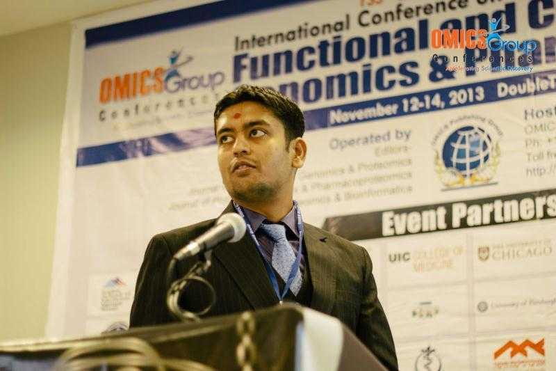 Sagar Patel | OMICS International