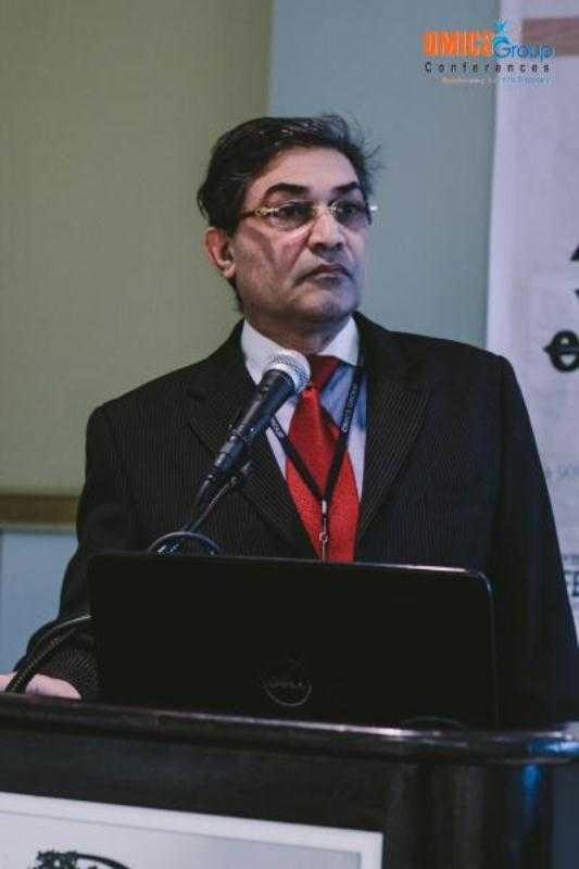 Umar Daraz Khan | OMICS International