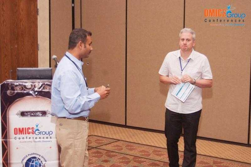 Andrew C. Benniston | OMICS International
