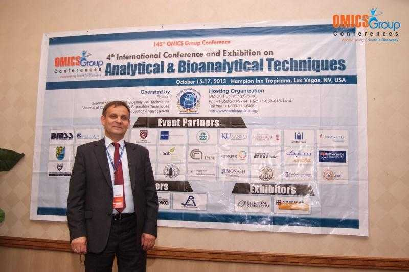 Franciszek Glowka | OMICS International