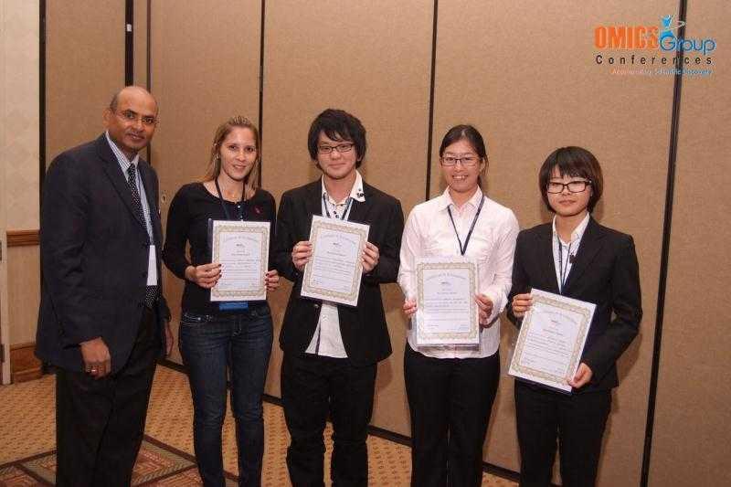 Michael Zhuo Wang | OMICS International