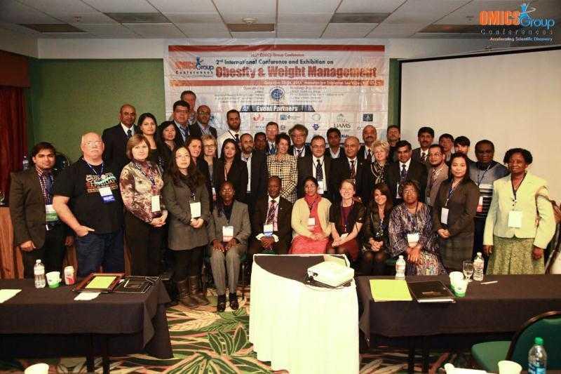 Jeanne Ngogang  | OMICS International