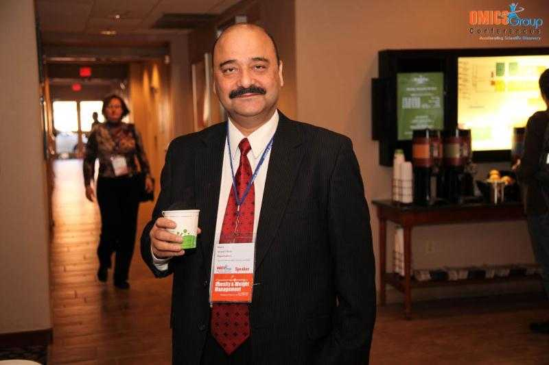 Amjad H Wyne | OMICS International