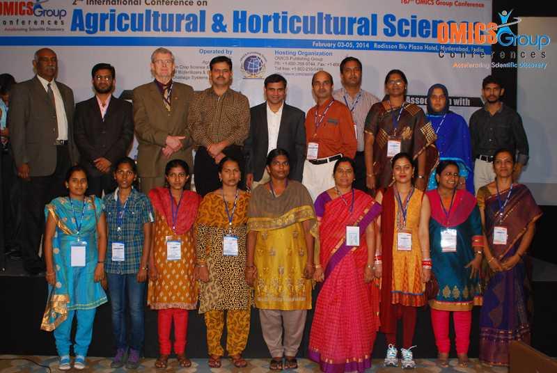 C. P. Devatha | OMICS International
