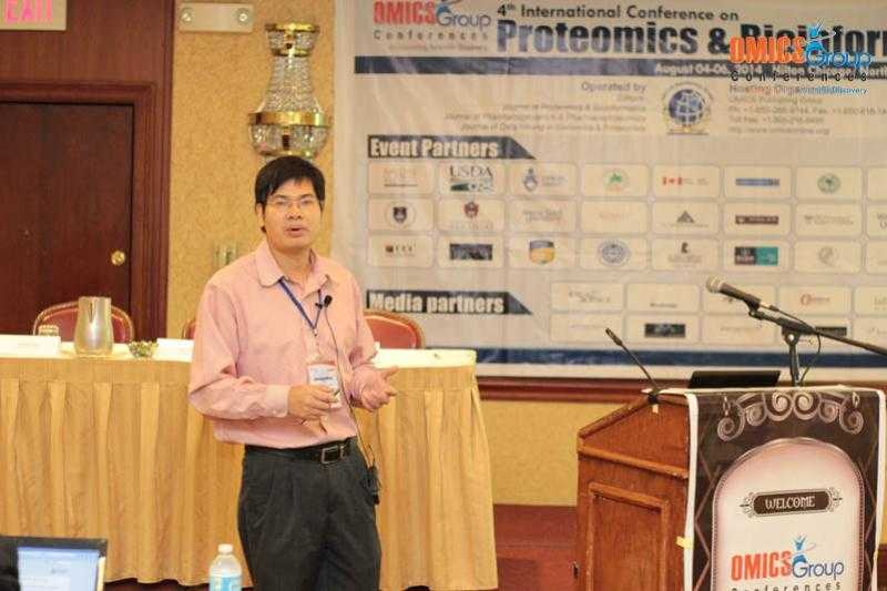 Xusheng Wang | OMICS International