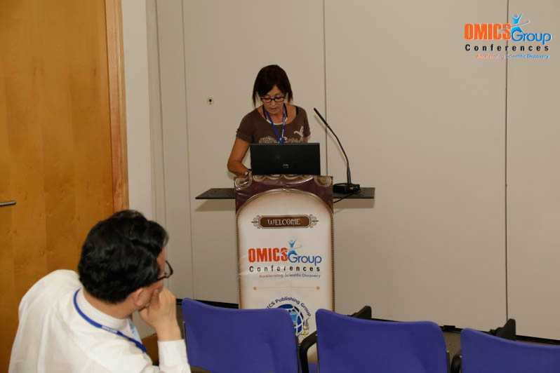 Ana M. Hortiguela | OMICS International