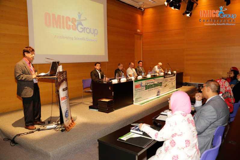 Martin J. D Souza | OMICS International