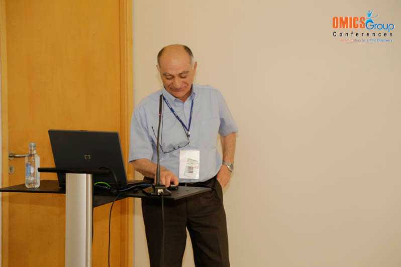 V.Barbakadze | OMICS International
