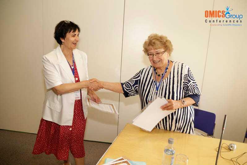 Marina.V. Frontasyeva | OMICS International