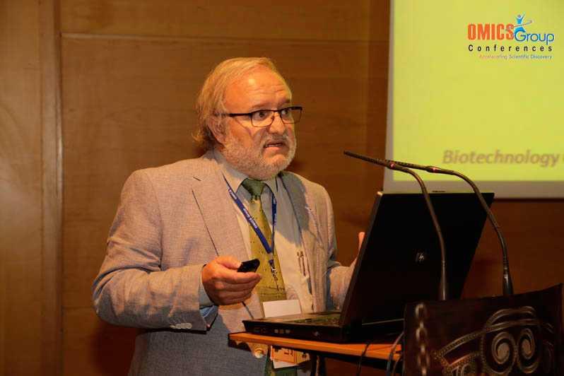 Oscar Vicente | OMICS International