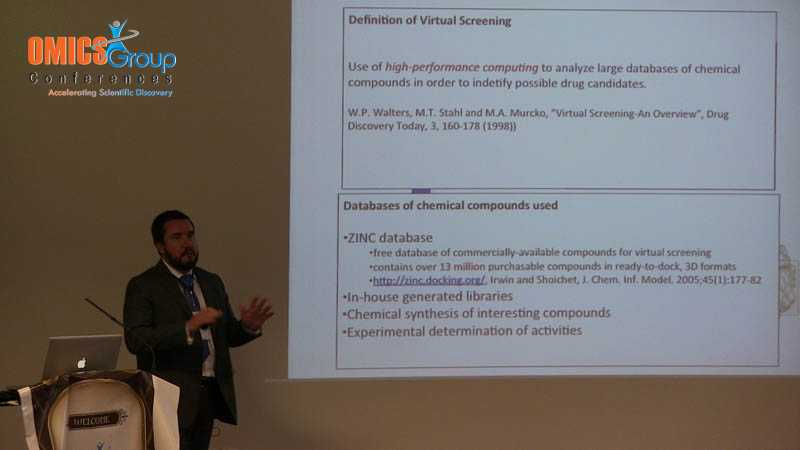 Horacio Perez-Sanchez   OMICS International