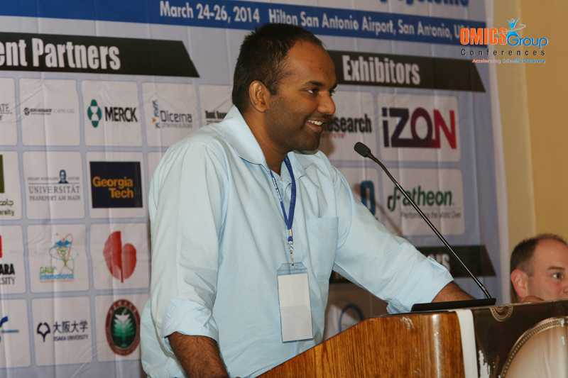 Subhash Kalluri | OMICS International