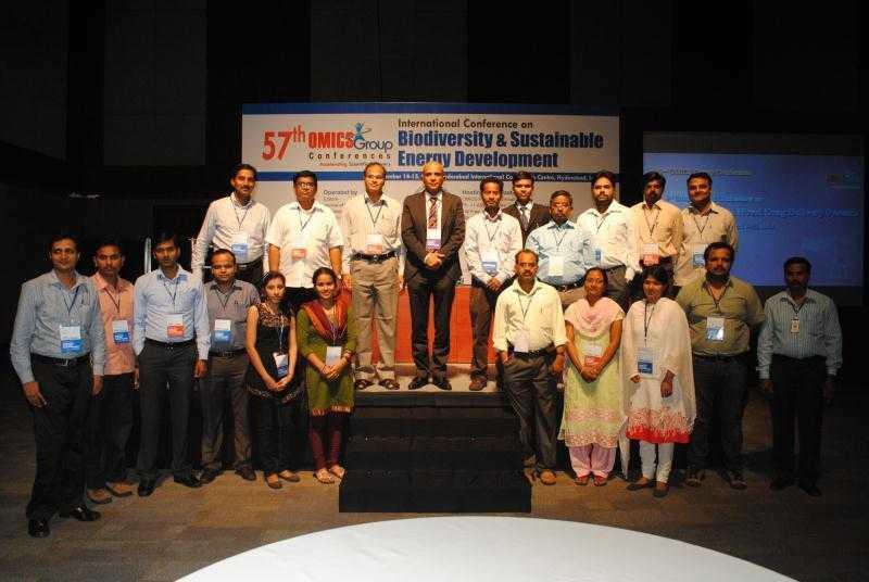 Hari C Sharma | OMICS International