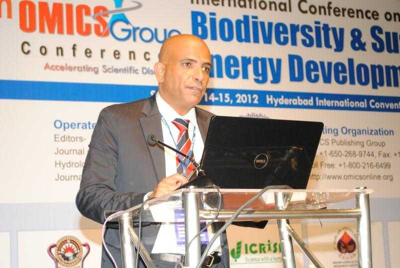 Hatem Galal A Ibrahim | OMICS International