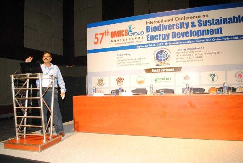 Partha Pratim Chakravorty | OMICS International
