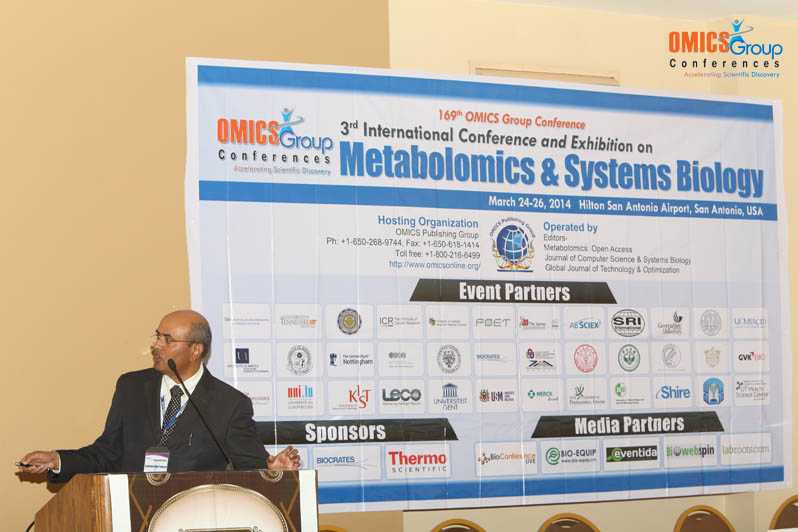 Sudhakar Akul Yakkanti | OMICS International