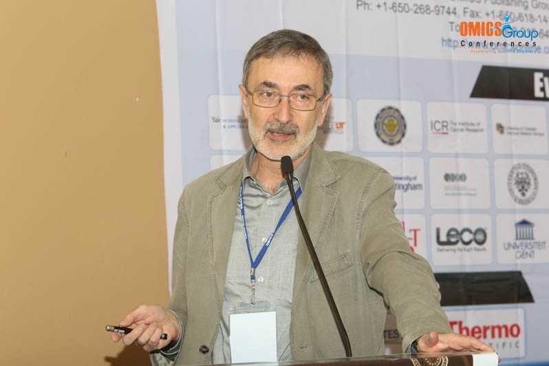 Bernd Schneider   OMICS International