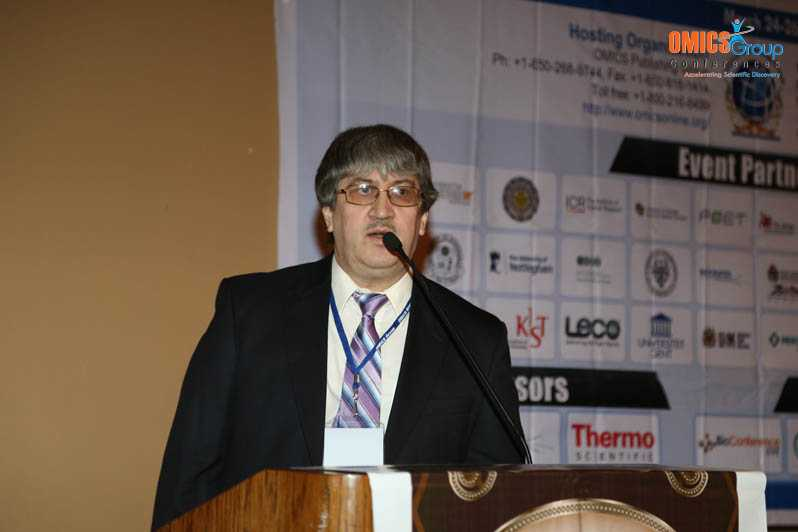 Vladimir E. Bondarenko | OMICS International