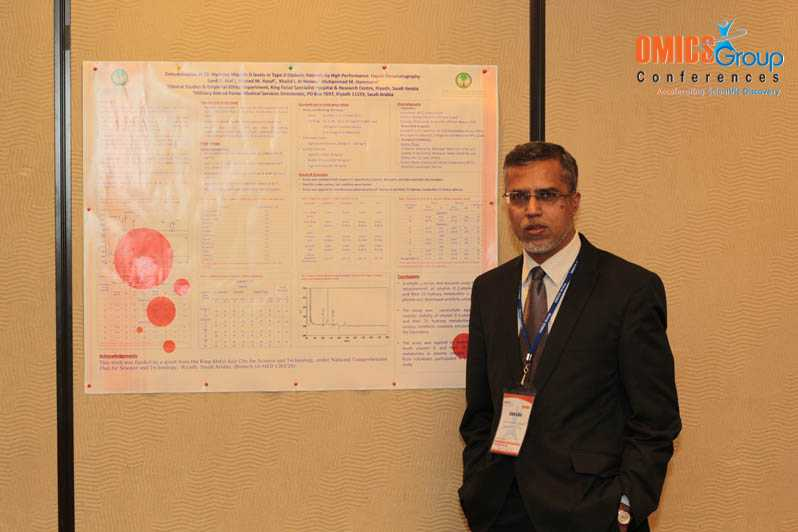 Syed N Alvi | OMICS International