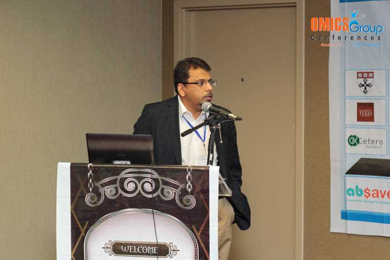 Khalid M. Alkharfy | OMICS International