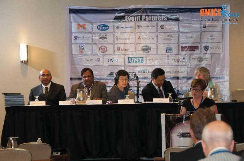 Ashim K. Mitra | OMICS International