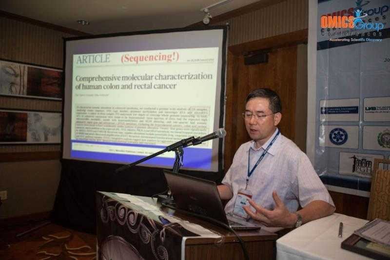 Kan Ding | OMICS International