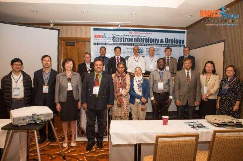 Ashwani K. Singal | OMICS International