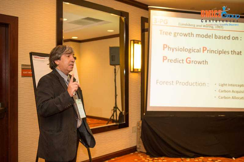 Carlos A Gonzalez-Benecke | OMICS International